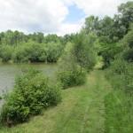 Rondom het meer - Domaine du Bonheur