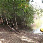 Pad naar het meer - Domaine du Bonheur