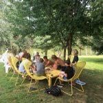 Spelletjes spelen - Domaine du Bonheur